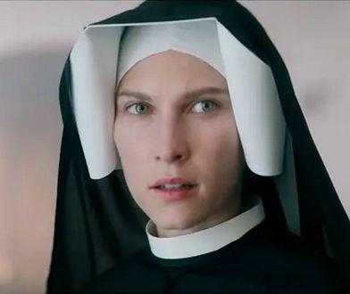 Kamila Kamińska jako św. Faustyna Kowalska
