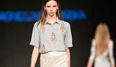 Agnieszka Orlińska wiosna-lato 2014 - Fashion Week Poland
