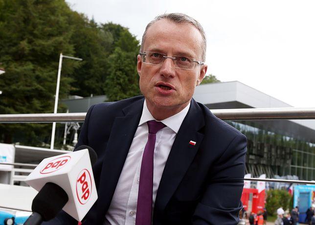 Marek Magierowski pracował jako dziennikarz