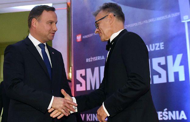 Andrzej Duda i Maciej Pawlicki