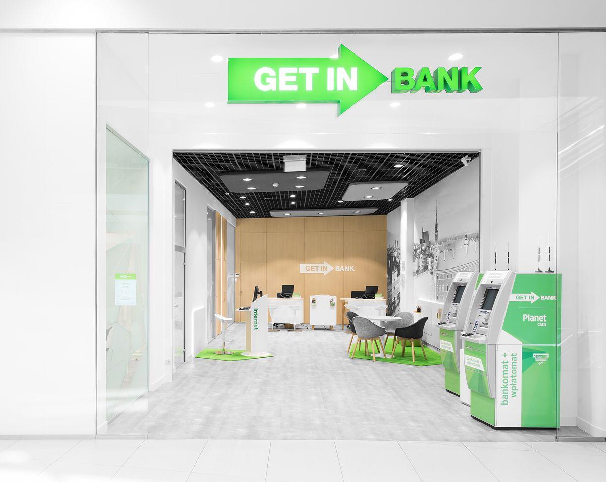"""Getin Bank """"Bankiem docenionym przez Klientów"""""""