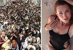 """Pozbawiona empatii Joanna Moro skandalicznie """"reaguje"""" na sytuację w Afganistanie. Zapozowała w kostiumie kąpielowym"""