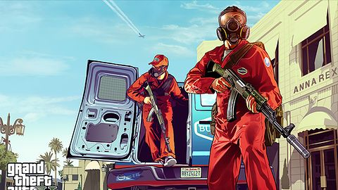 Plotki: ktoś podobno widział już nowy numer Game Informera, ten z GTA V na okładce