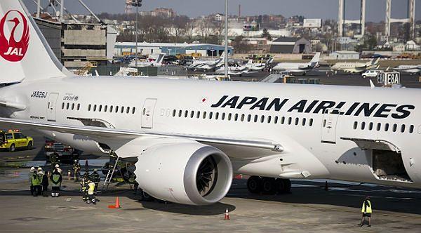 Dreamliner linii Japan Airlines nie mógł wystartować z Bostonu z powodu wycieku paliwa