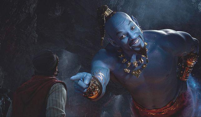 """""""Aladyn"""" z nowym zwiastunem. Dużo akcji, Will Smith jako dżin, zagra też Polak. Sprawdź!"""