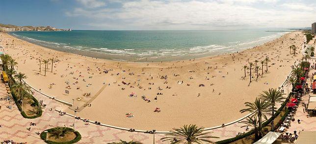 Urlop na najczystszych plażach tylko w Hiszpanii