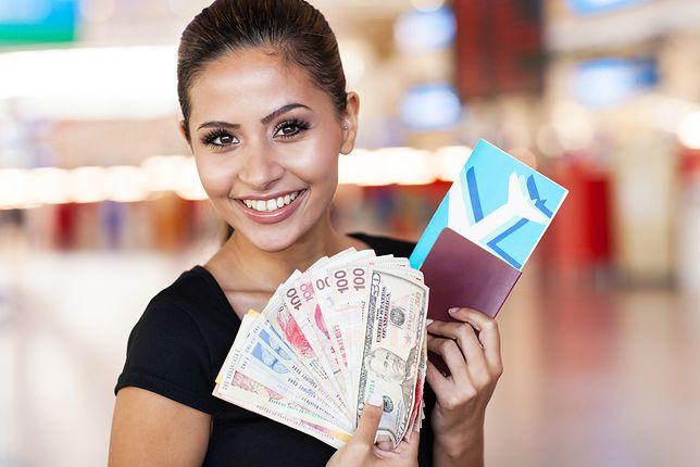 Dowiedz się, gdzie najlepiej wymieniać walutę przed podróżą