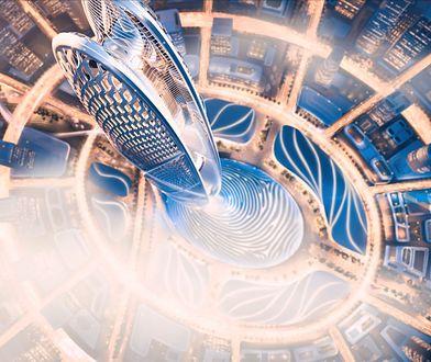 Nowy superwieżowiec w Dubaju. Jest wzorowany na... odcisku palca