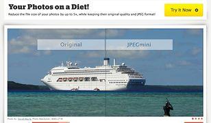 JPEGmini: mniejsze fotki bez utraty jakości