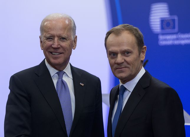 Koziński: Tusk, Biden i sztuka adaptowania się do politycznej rzeczywistości