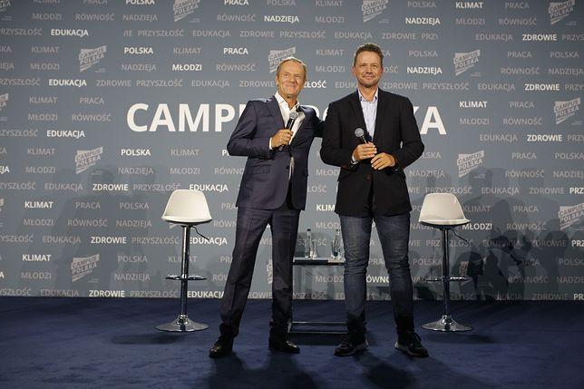 Makowski: Stand-up Platformy przyszłości. Tusk i Trzaskowski w taktycznym sojuszu [OPINIA]