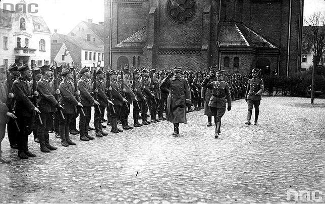 """Powstańcy Wielkopolscy w wojnie polsko-bolszewickiej. Ukraińcy nazywali ich """"rogatymi diabłami"""""""