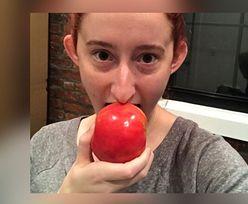 Przez miesiąc stosowała jabłkową dietę. Nie żałuje efektów