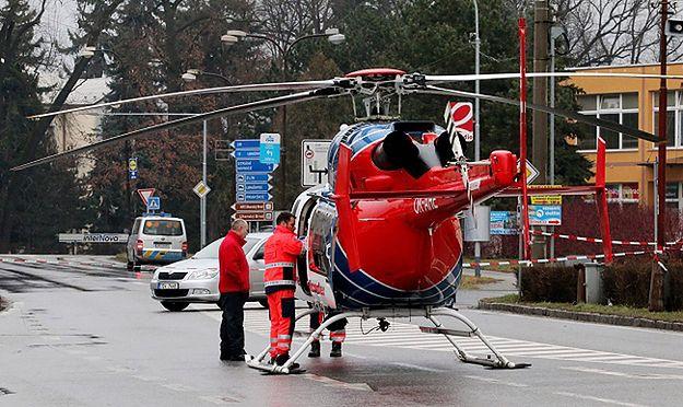 Sprawca strzelaniny w Czechach popełnił samobójstwo