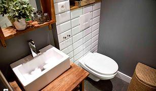 Mała łazienka może być piękna i funkcjonalna jednocześnie