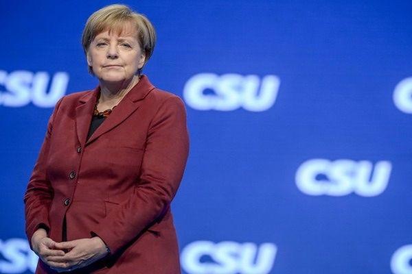 Merkel odrzuca postulat CSU ograniczenia liczby uchodźców