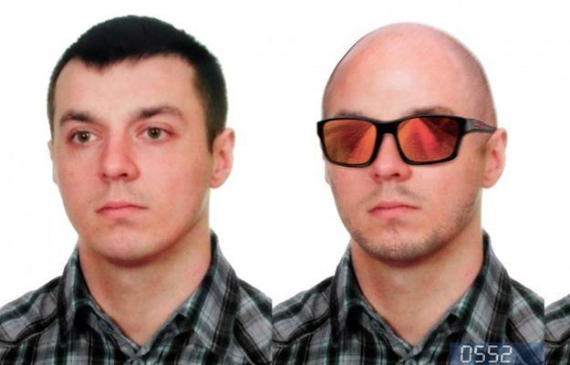Poszukiwany Grzegorz Zgrzebnicki