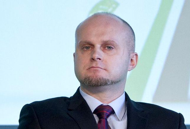 Krzysztof Łanda nie jest już zastępcą ministra Konstantego Radziwiłła