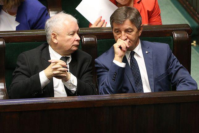 Sejm na ujawnienie list miał czas do wtorku