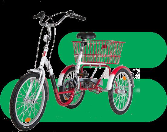 Bezpłatne rowery rehabilitacyjne!