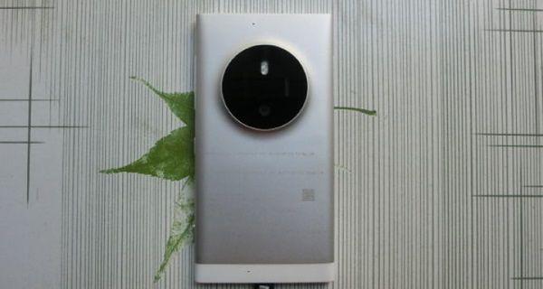 Lumia 1030 otrzyma nową, większą matrycę