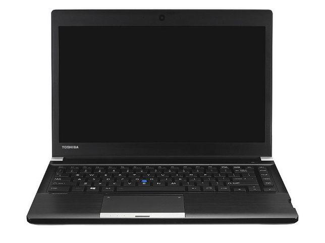 Laptop do pracy: Toshiba Portege R30