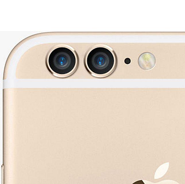 iPhone 7 z podwójnym aparatem i zoomem optycznym