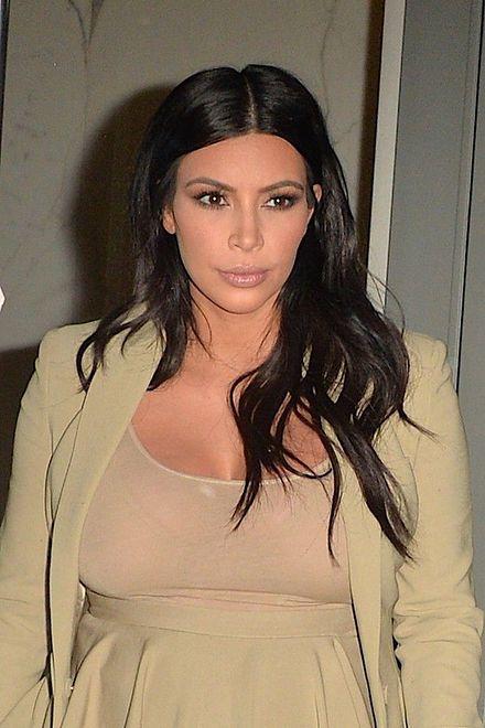 Kim Kardashian w szpitalu!