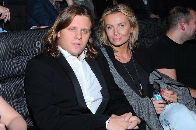 """Piotr Woźniak-Starak pochwalił się seksowną """"żoncią"""". Gorące zdjęcie na Instagramie milionera"""