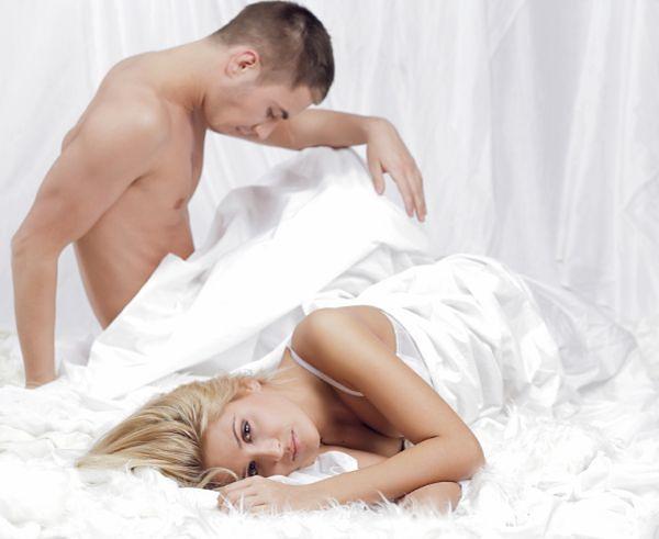 Męskie problemy w łóżku