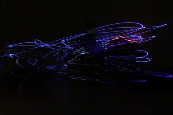 Niebieski laser