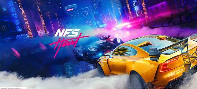 Need for Speed Heat z dwoma nowymi gameplayami.