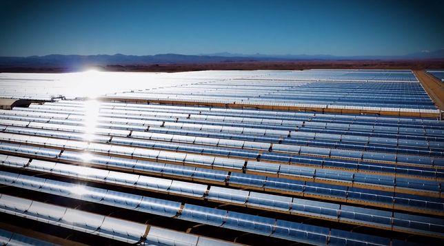 Energia słoneczna w Maroko