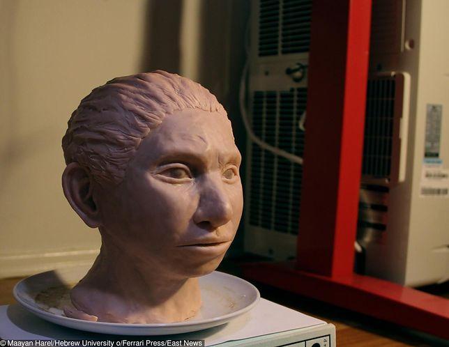 Twarz Denisovana.