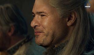 Parodia trailera Wiedźmina od Netflixa. Tomasz Karolak w roli Geralta