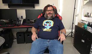 Jack Black założył kanał na YouTube