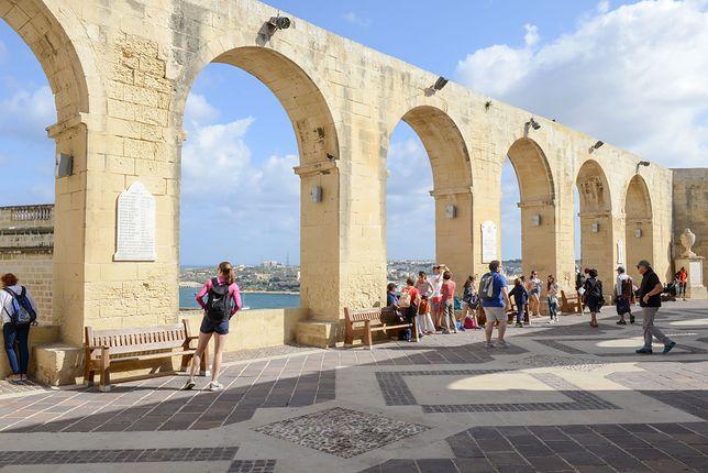 Valetta na Malcie