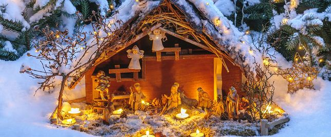 Jeśli świąteczne ozdoby to nie tylko plastikowe. Jest jeszcze wiele ciekawych materiałów