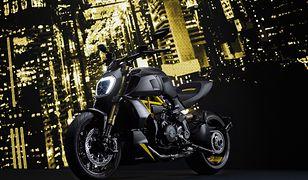 Ducati Diavel 1260 S w nowym malowaniu Black and Steel. Tego mu było trzeba