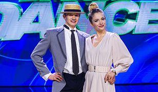 """""""Dance Dance Dance"""": Marta Paszkin i Paweł Bodzianny odpadli. """"Program był dobrym sprawdzianem dla naszego związku"""""""