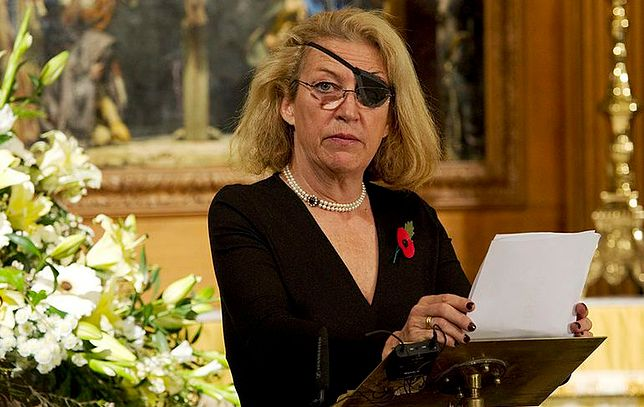 Na Sri Lance straciła oko, w Syrii życie. Rosamund Pike jako Marie Colvin