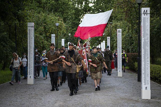 Warszawa. Ulicami przeszedł Marsz Pamięci Rzezi Woli