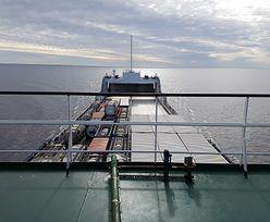 Piraci zaatakowali statek z polską załogą