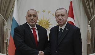 """Kryzys migracyjny. Turcja. Recep Erdogan: """"Rozmów Grecja-Turcja nie będzie""""."""