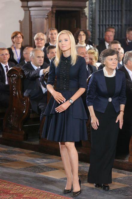 Jak tym razem zaprezentowała się córka prezydenta?