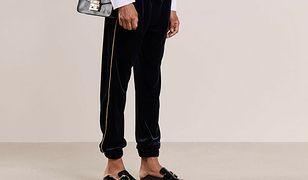 Najmodniejsze spodnie z lampasami