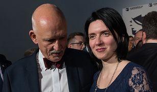 Dominika Sibiga, żona Janusza Korwin-Mikkego, nie weszła do Sejmu. Oto, co mówiła przed wyborami