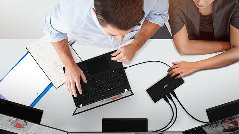 Laptop Acer TravelMate X3 trafił do Polski. Wytrzyma nawet 15 godzin na jednym ładowaniu