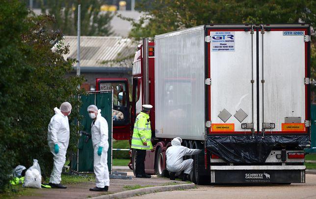 Do makabrycznego odkrycia doszło pod koniec października w parku przemysłowym w okolicach Essex