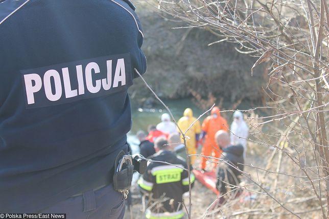 Zwłoki Grażyny Kuliszewskiej z Borzęcina znaleziono kilka kilometrów od jej miejsca zamieszkania w rzece Uszwica
